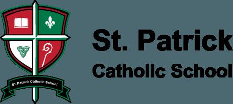 St. Patrick Catholic School logo